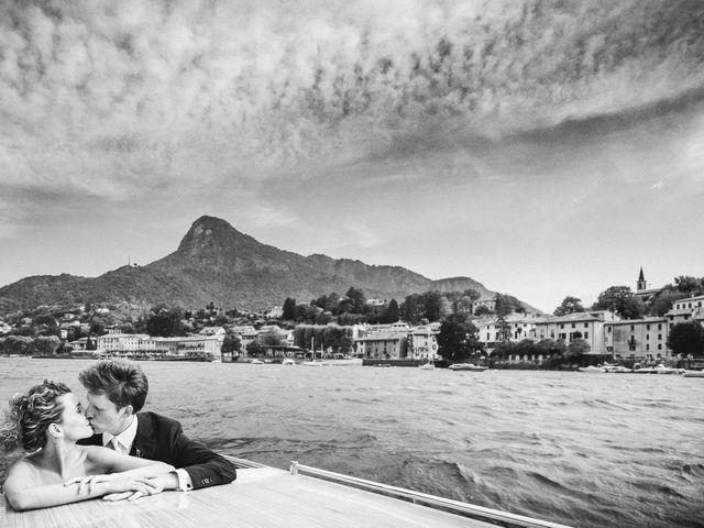 Il matrimonio di Abra e Nik a Malgrate, Lecco 86