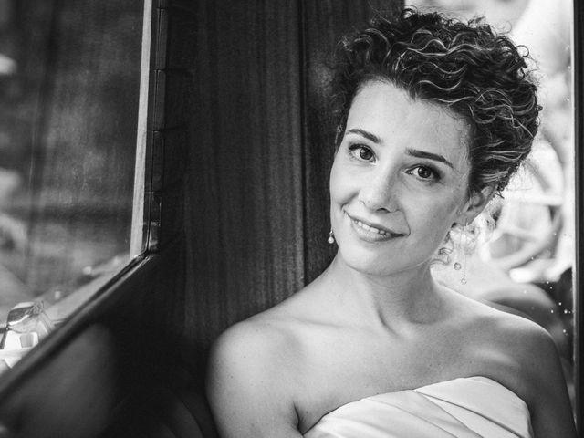 Il matrimonio di Abra e Nik a Malgrate, Lecco 1