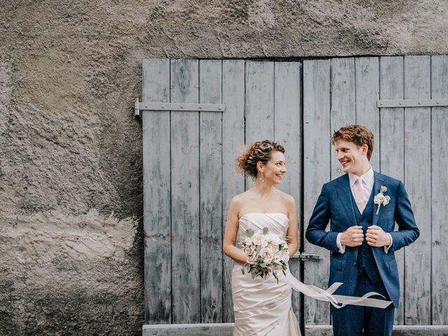 Il matrimonio di Abra e Nik a Malgrate, Lecco 93