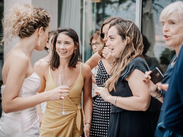 Il matrimonio di Abra e Nik a Malgrate, Lecco 99