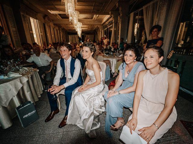Il matrimonio di Abra e Nik a Malgrate, Lecco 116