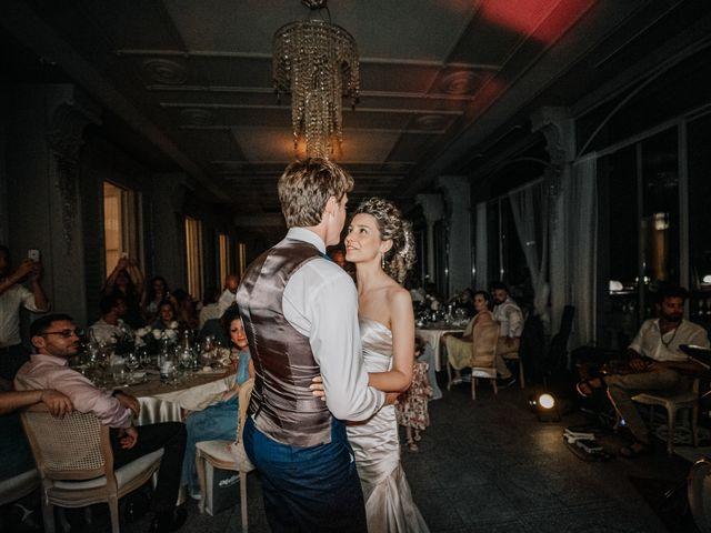 Il matrimonio di Abra e Nik a Malgrate, Lecco 118