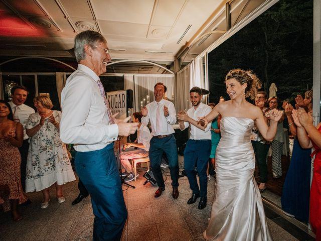 Il matrimonio di Abra e Nik a Malgrate, Lecco 123