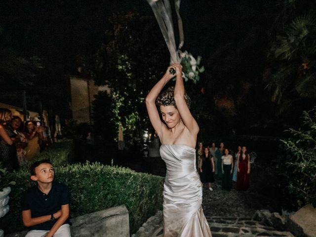 Il matrimonio di Abra e Nik a Malgrate, Lecco 125