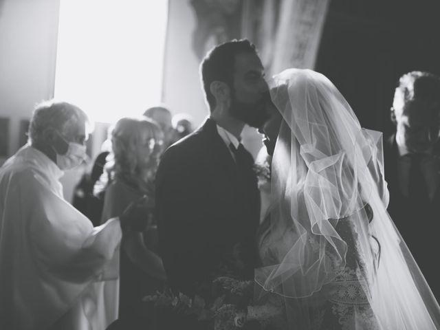 Le nozze di Shannon e Simone
