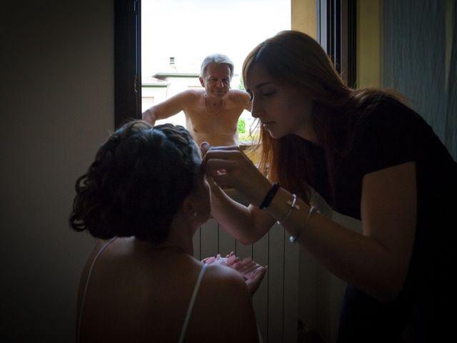 Il matrimonio di Alberto e Chiara a Viadana, Mantova 13