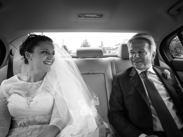 Il matrimonio di Alberto e Chiara a Viadana, Mantova 28