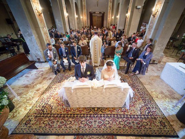 Il matrimonio di Alberto e Chiara a Viadana, Mantova 42