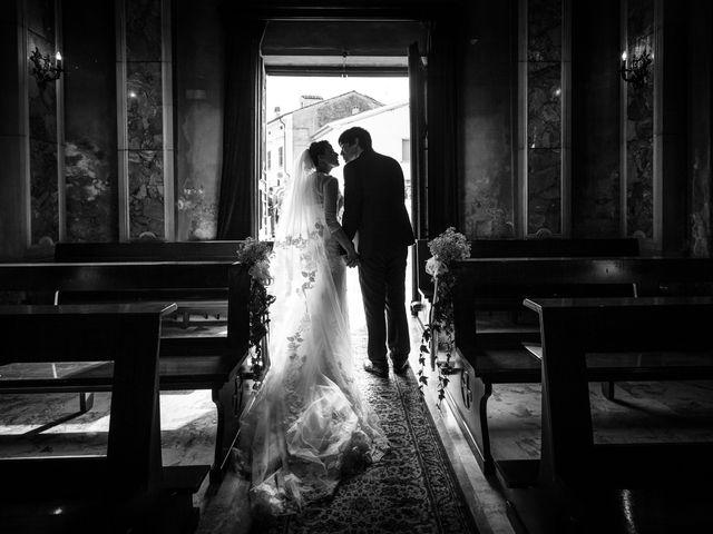 Il matrimonio di Alberto e Chiara a Viadana, Mantova 1
