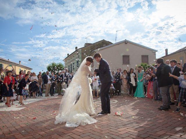 Il matrimonio di Alberto e Chiara a Viadana, Mantova 44