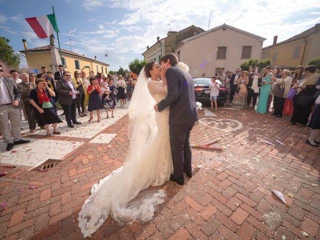 Il matrimonio di Alberto e Chiara a Viadana, Mantova 45