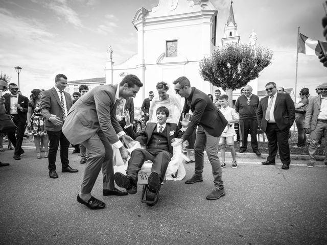 Il matrimonio di Alberto e Chiara a Viadana, Mantova 47
