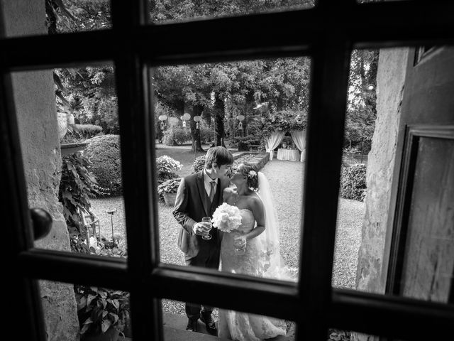 Il matrimonio di Alberto e Chiara a Viadana, Mantova 2