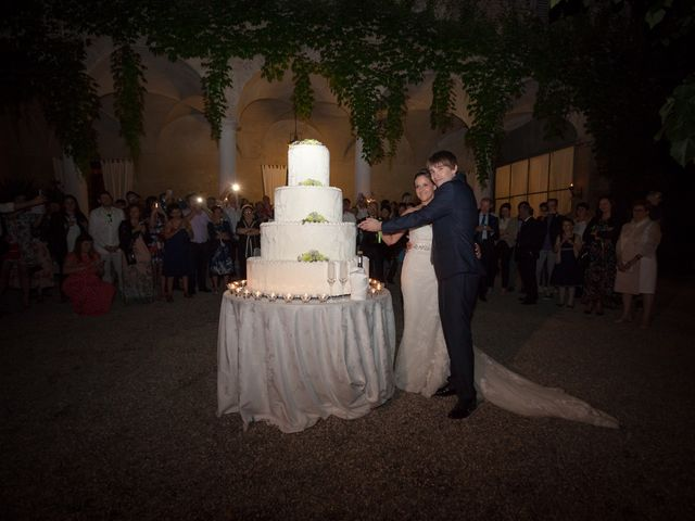 Il matrimonio di Alberto e Chiara a Viadana, Mantova 65