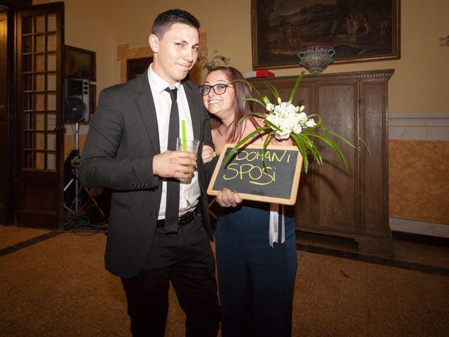 Il matrimonio di Alberto e Chiara a Viadana, Mantova 74