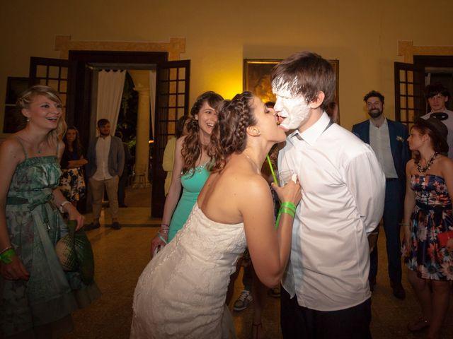 Il matrimonio di Alberto e Chiara a Viadana, Mantova 78