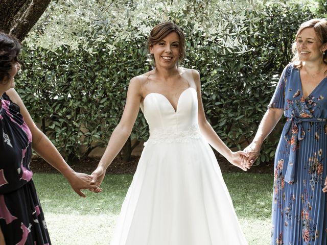 Il matrimonio di Michele e Margherita a Passirano, Brescia 12