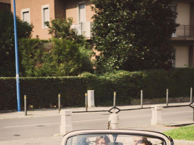 Il matrimonio di Michele e Margherita a Passirano, Brescia 18
