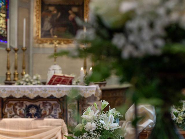 Il matrimonio di Michele e Margherita a Passirano, Brescia 20