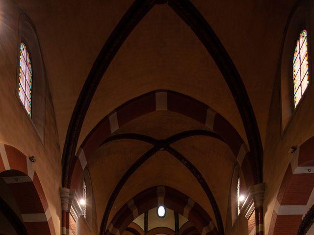 Il matrimonio di Michele e Margherita a Passirano, Brescia 21