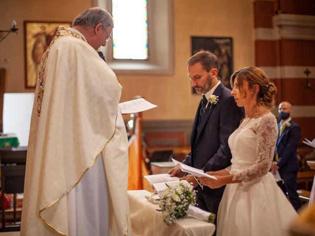 Il matrimonio di Michele e Margherita a Passirano, Brescia 22