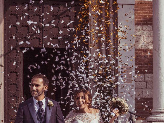 Il matrimonio di Michele e Margherita a Passirano, Brescia 26