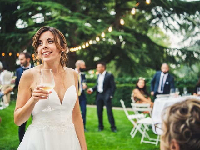 Il matrimonio di Michele e Margherita a Passirano, Brescia 29