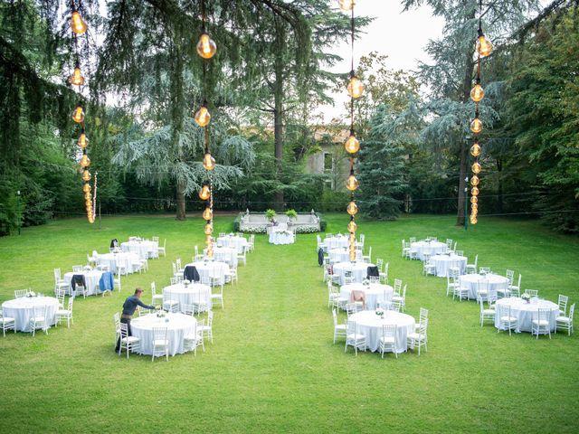 Il matrimonio di Michele e Margherita a Passirano, Brescia 34