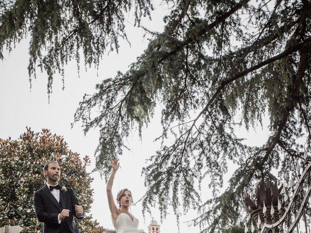 Il matrimonio di Michele e Margherita a Passirano, Brescia 35