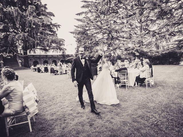 Il matrimonio di Michele e Margherita a Passirano, Brescia 36