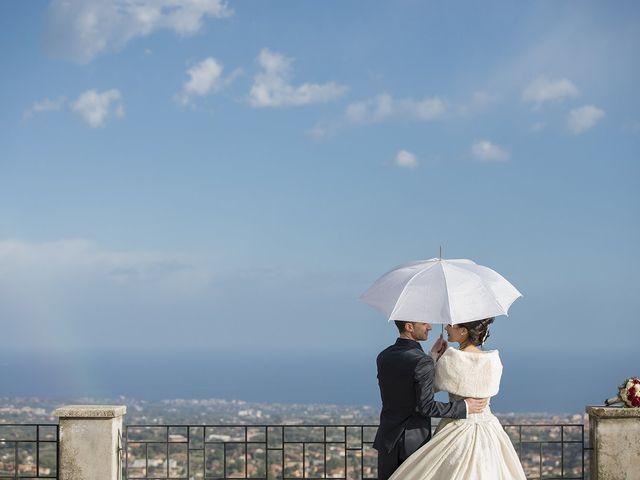 Il matrimonio di Tiziana e Alessandro a Nicolosi, Catania 5