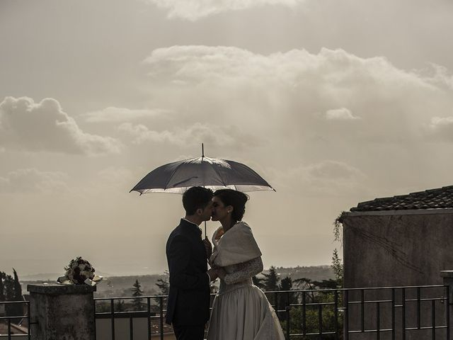 Il matrimonio di Tiziana e Alessandro a Nicolosi, Catania 12