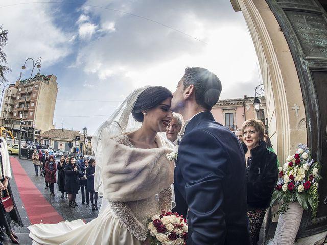Il matrimonio di Tiziana e Alessandro a Nicolosi, Catania 18