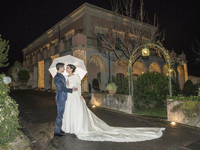 Il matrimonio di Tiziana e Alessandro a Nicolosi, Catania 23