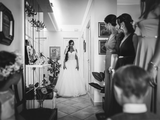 Il matrimonio di Giuseppe e Roberta a Bronte, Catania 37