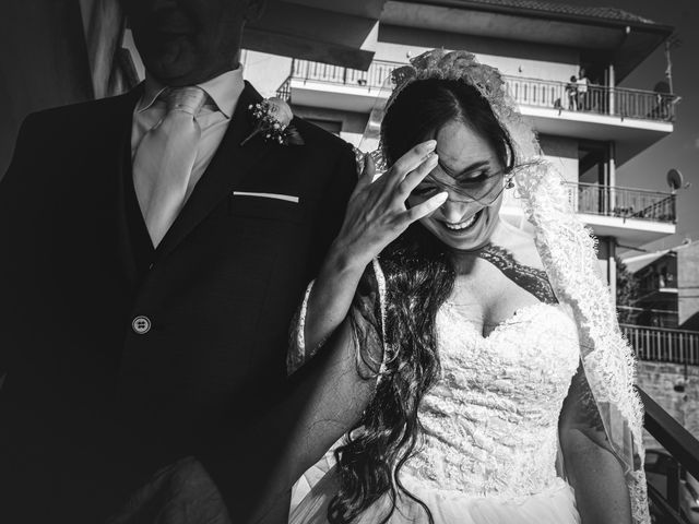 Il matrimonio di Giuseppe e Roberta a Bronte, Catania 41
