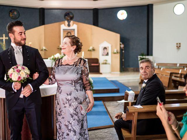 Il matrimonio di Giuseppe e Roberta a Bronte, Catania 43