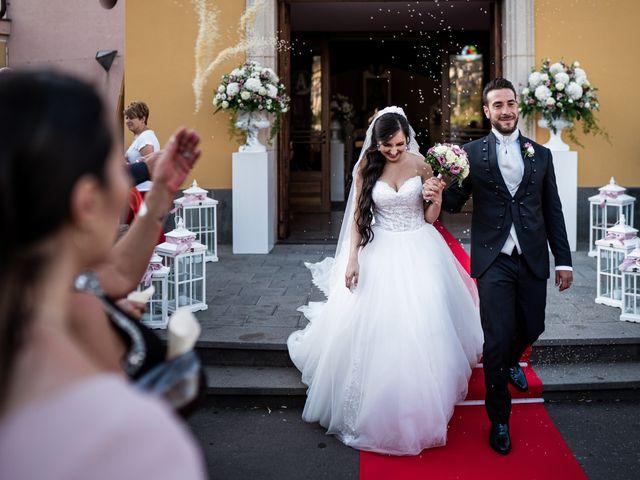 Il matrimonio di Giuseppe e Roberta a Bronte, Catania 61