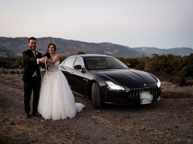 Il matrimonio di Giuseppe e Roberta a Bronte, Catania 82