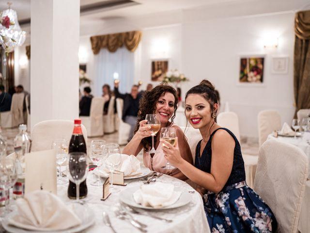 Il matrimonio di Giuseppe e Roberta a Bronte, Catania 91