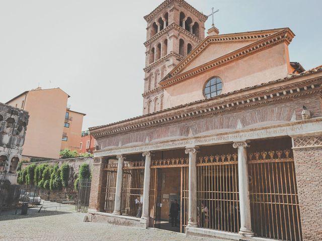 Il matrimonio di Stefano e Caterina a Roma, Roma 9