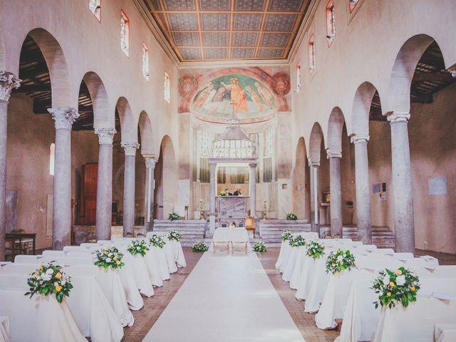 Il matrimonio di Stefano e Caterina a Roma, Roma 12