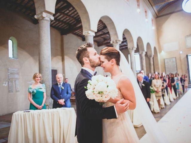 Il matrimonio di Stefano e Caterina a Roma, Roma 14
