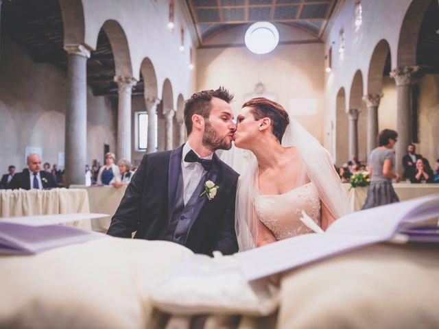 Il matrimonio di Stefano e Caterina a Roma, Roma 16