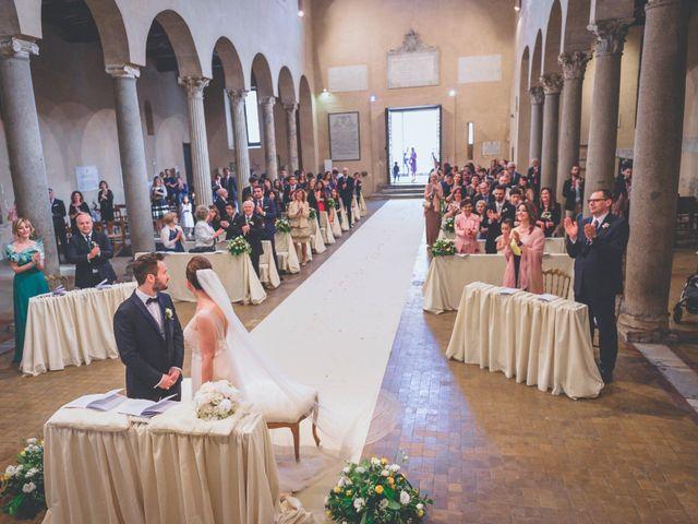 Il matrimonio di Stefano e Caterina a Roma, Roma 17