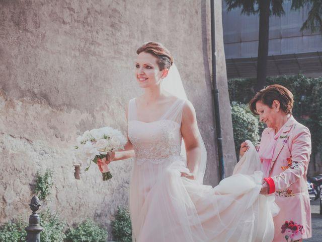 Il matrimonio di Stefano e Caterina a Roma, Roma 20