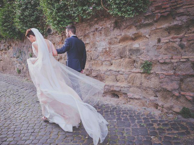 Il matrimonio di Stefano e Caterina a Roma, Roma 21