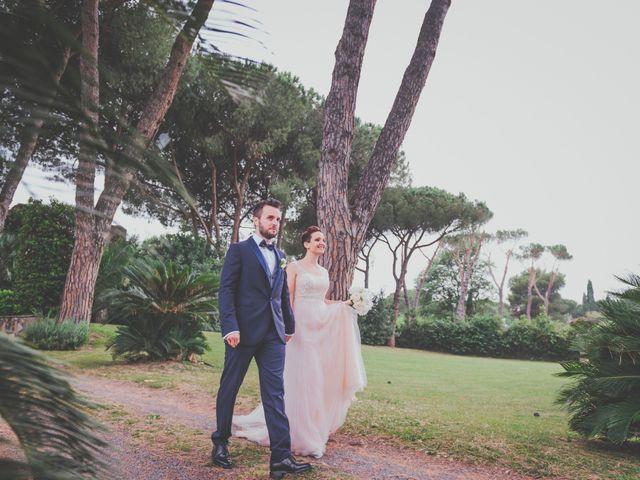 Il matrimonio di Stefano e Caterina a Roma, Roma 26
