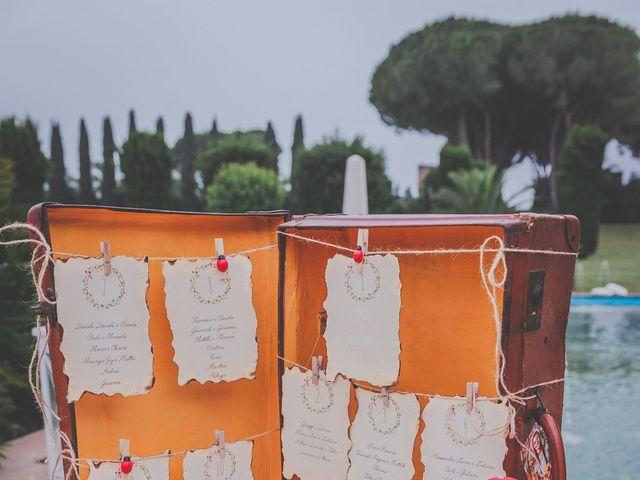 Il matrimonio di Stefano e Caterina a Roma, Roma 28