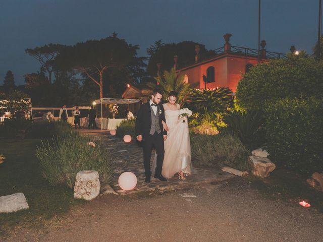 Il matrimonio di Stefano e Caterina a Roma, Roma 39